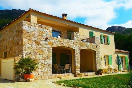 Villa Scandola Appartement PORRI - Galéria
