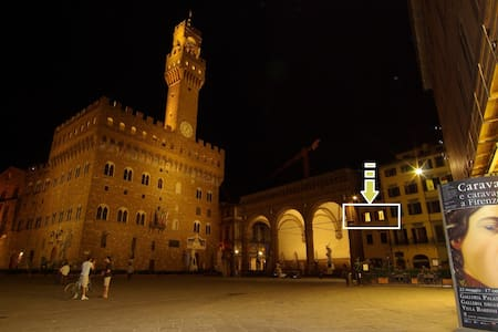 Piazza Signoria n.1,  Apartment - Firenze - Apartment