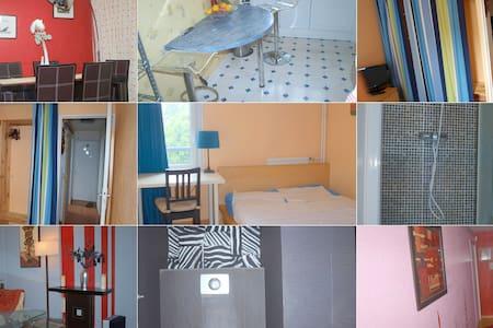 CHAMBRE MEUBLEE - Apartmen