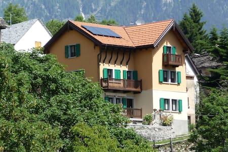 B@B la Madonnina valle d'Ossola - Bed & Breakfast