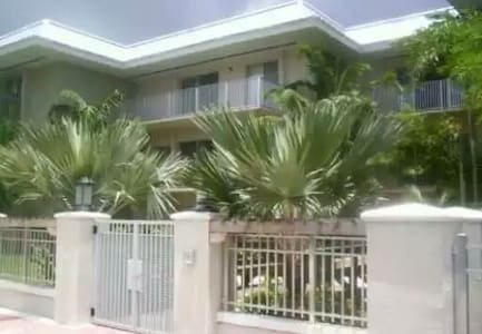 1BR in South Miami - Appartement