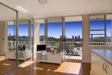Studio with Balcony & Marina Views
