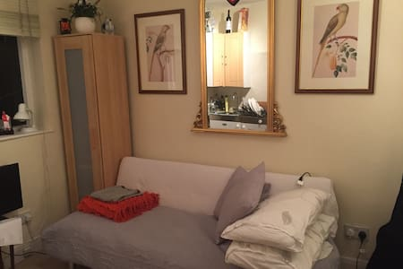 Studio flat center London
