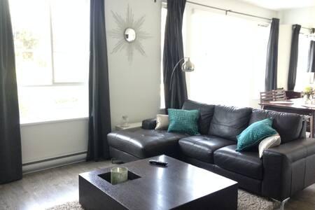 Modern Coquitlam Apartment