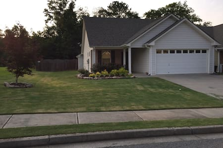Mi Casa Su Casa (Quiet & Clean) - Cartersville - House