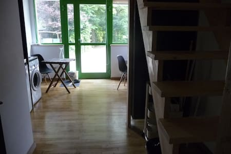 Studio en duplex au cœur de la boucle de l'Oise - Cergy - Appartement