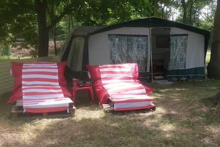 Emo&Ani's caravans on King's beach