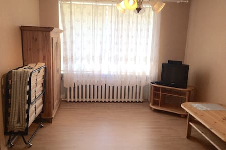 Affordable apartment, good location - Ventspils - Apartment