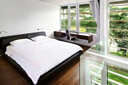 Comfortable and Peaceful Townhouse - East Cikarang