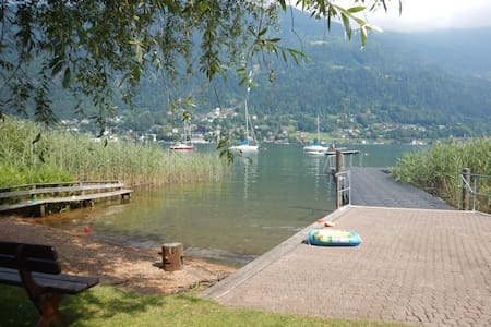 Appartement direkt am Ossiachersee - Daire