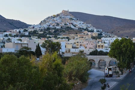 Apartment in Ermoupolis in Syros - Leilighet