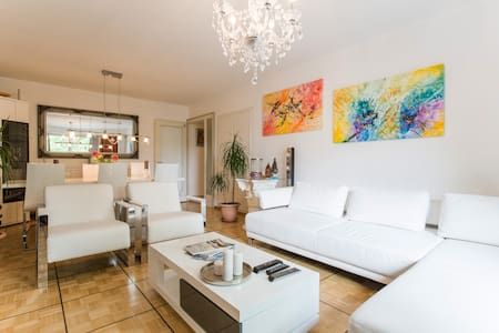 Design apartment in Basel City