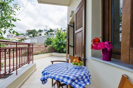 NEW! Superb flat in tradit. village - Anogia Heraklion - Rumah