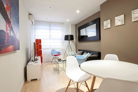 OFFER SHOPPING REAL MADRID CAS28 - Appartement