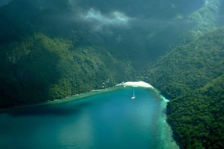 Villa Eden Roc in Paradise Bay - labadie