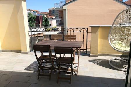 APPARTAMENTO CENTRALE CON TERRAZZO - Moncalieri - Apartment