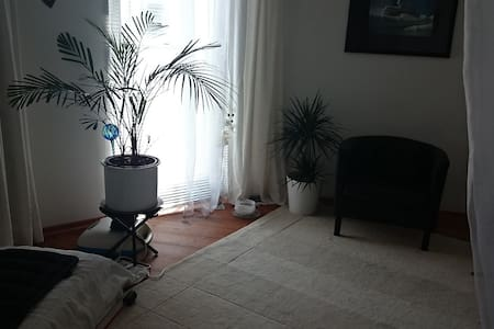 Ruhig, hell und zentral in Hamburg - Hamburg - Bed & Breakfast