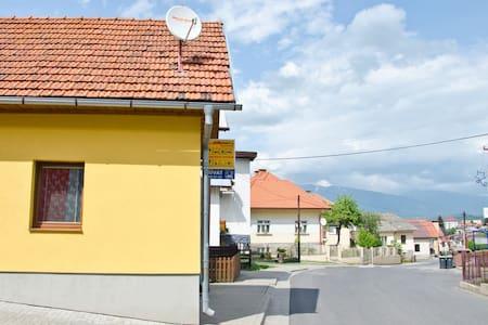 Sunny apartment in heart of Liptov - Závažná Poruba