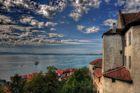 30 Seconds To The Lake Constance - Meersburg - Appartement