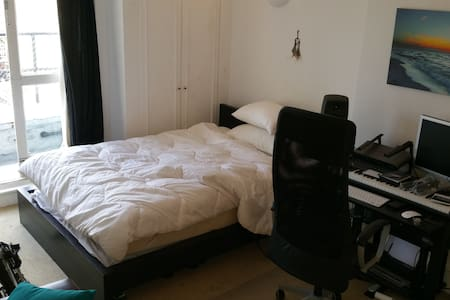 Huge Double Room In Penthouse