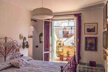 Tetti di Carmagnola, a charming B&B - Genova - Bed & Breakfast