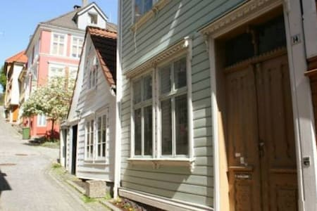 Do you want to see Bergen by foot?