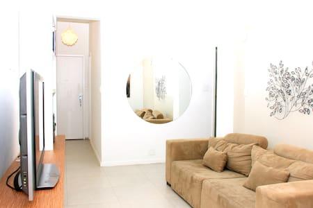Charming 2 Bedrooms Near the Metro - Rio de Janeiro - Apartment