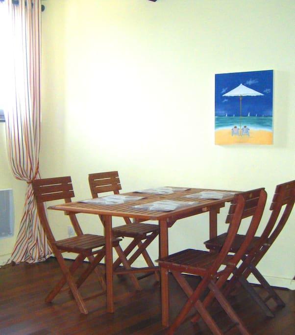 Apartment Historical Honfleur, WIFI