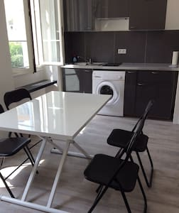 Appartement lumineux neuf T2