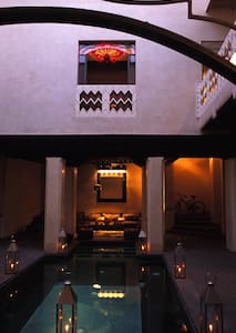 Exclusive room in private riad