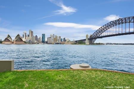 2 Bed Apartment on Sydney Harbour - Kirribilli - Apartment