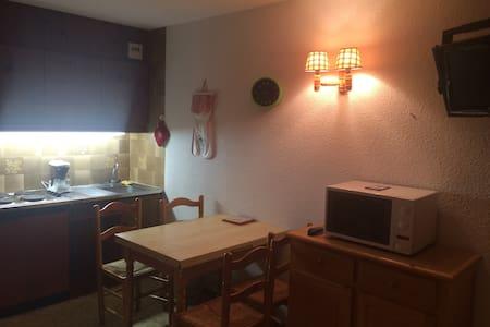 Studio 4 personnes au pied des pistes - Taninges - Apartment