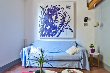 Design loft in the heart of town - Catania