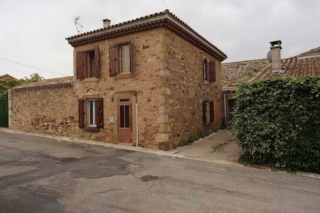 Belle maison vigneronne - Boutenac