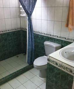 Room- 2 Persons/ Bathroom incl.  - Palmares - Bed & Breakfast
