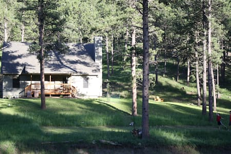 3BR house on 2 acres near Custer - Huis