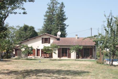 vakantievilla Zuid-West Frankrijk - Zomerhuis/Cottage