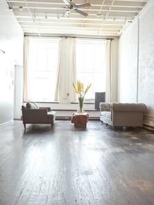 Unique Artist Loft in Soho - New York - Apartment