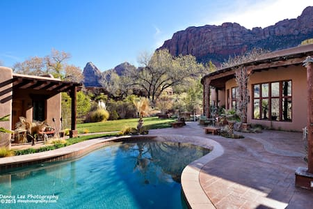 Beautiful Zion Canyon Bungalow - Bungalow