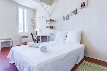 Cardeurs Apt LOW month rate january february march - Aix-en-Provence