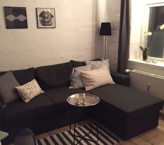 Lækker 2v lejlighed i Odense C