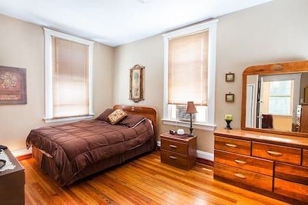 Charming Room in Eclectic Northside - Cincinnati - Maison