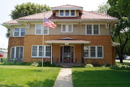 Historic 4BR Home in Old Millard