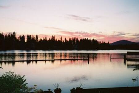 Luxury RV on Spokane River - Bobil