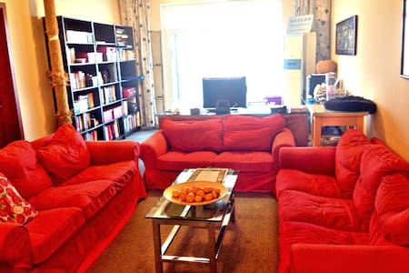 Tidy&quite RM@city center nr metro - Bed & Breakfast