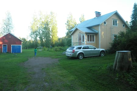 Kerisalo, Joroinen - House