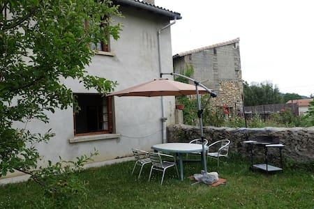 Maison avec jardin - Haus
