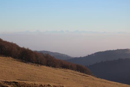 Bienvenue dans les Vosges - Hus