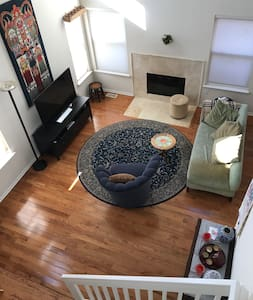 Nice private room(s) and bath in a 3-bed townhouse - Ann Arbor - Sorház
