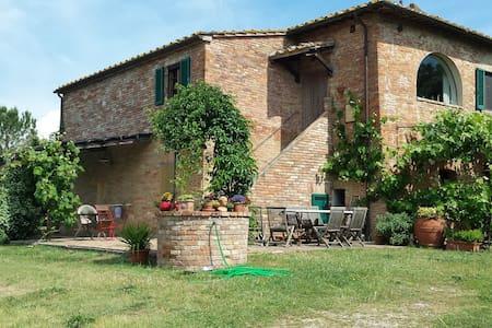 Landhaus, Podere Santa Croce, Siena - Siena - Condominium